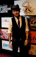 Mario Barth Red Carpet Las Vegas