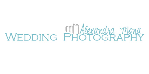 Logo Alexandra Mona Wedding Photography